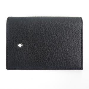 モンブラン 名刺入れ 名刺ケース カードケース メンズ MONTBLANC ブラック vol8