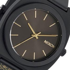ニクソン 腕時計 メンズ TimeTeller P NIXON ブラック|vol8