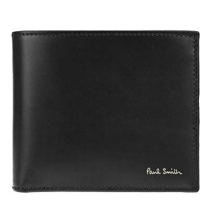 ポールスミス 二つ折り財布 メンズ PaulSmith レザー|vol8