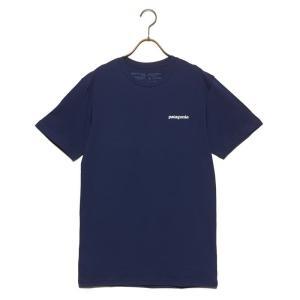 パタゴニア Tシャツ カットソー メンズ patagonia 半袖 クルーネック Lサイズ