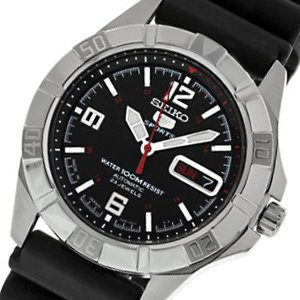 セイコー 腕時計 メンズ SEIKO 自動巻き ブラック|vol8