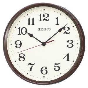 セイコー 掛け時計 かけ時計 メンズ&レディース スタンダード SEIKO 電波 ホワイト|vol8