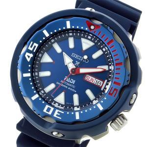 セイコー 腕時計 メンズ プロスペックス パディコラボ 200M ダイバーズ SEIKO ネイビー|vol8