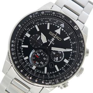 セイコー 腕時計 メンズ プロスペックス PROSPEX ソーラー SEIKO ブラック|vol8
