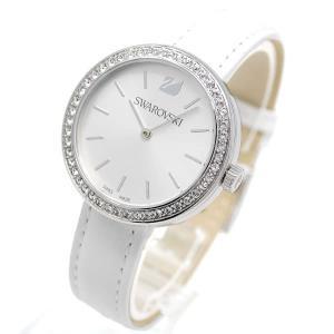 スワロフスキー 腕時計 レディース DAYTIME Watch SWAROVSKI レザー|vol8