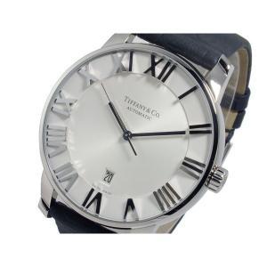 ティファニー 腕時計 メンズ アトラス ドーム Tiffany&Co. ホワイト|vol8