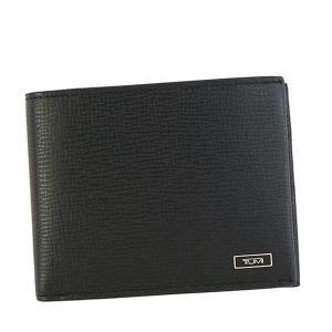 トゥミ 二つ折り財布 メンズ MONACO SLG TUMI ブラック|vol8
