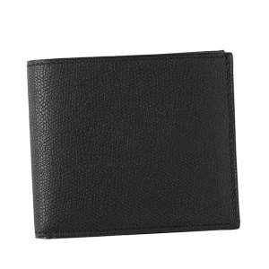 ヴァレクストラ 二つ折り財布 メンズ Valextra BK|vol8