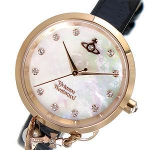 ヴィヴィアンウエストウッド 腕時計 レディース VIVIENNE WESTWOOD レザー シェル|vol8