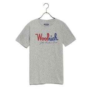 ウールリッチ Tシャツ カットソー キッズ&ジュニア WOOLRICH 14サイズ グレー|vol8