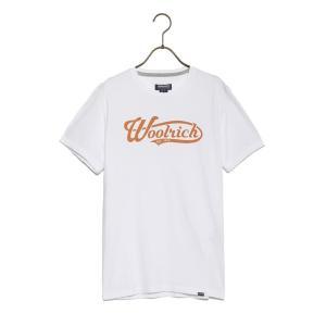 ウールリッチ Tシャツ カットソー メンズ WOOLRICH ウール Mサイズ ホワイト|vol8