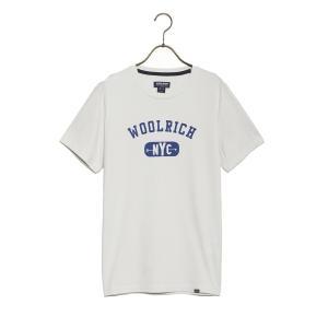 ウールリッチ Tシャツ カットソー メンズ WOOLRICH ウール Lサイズ ホワイト|vol8