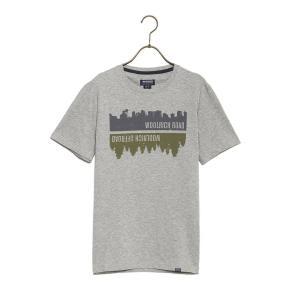 ウールリッチ Tシャツ カットソー メンズ WOOLRICH ウール Lサイズ グレー|vol8