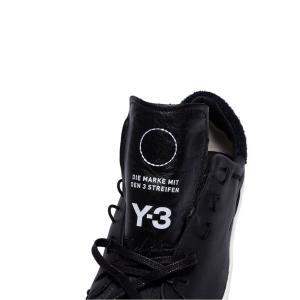 ワイスリー ローカットスニーカー レディース&メンズ Y-3 レザー 24.5cm vol8 05