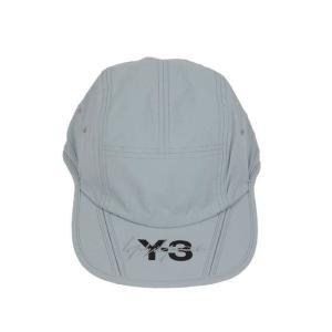 ワイスリー ベースボールキャップ 野球帽子 メンズ&レディース Y-3 ロゴ グレー|vol8