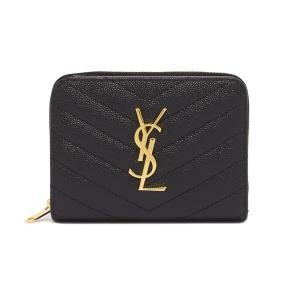 イブサンローラン 二つ折り財布 レディース YVES SAINT LAURENT|vol8