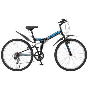 折りたたみ自転車 マウンテンバイク 26インチ...の詳細画像3