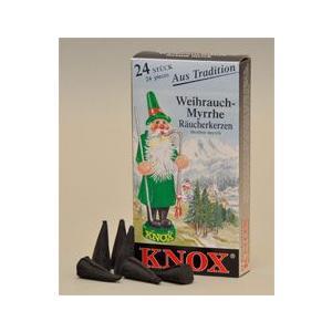 煙だし人形用 お香 ミルラ(没薬) の香り|volksmarkt
