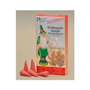 煙だし人形用 お香 白檀(Sandel) の香り|volksmarkt