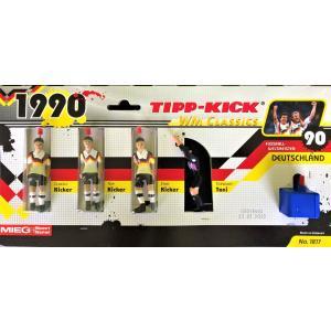 サッカーゲーム   ティップキック W杯 Classics ドイツ 代表1990年|volksmarkt
