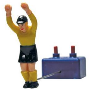 ティップキック用 ゴールキーパー (黄色) サッカーゲーム テーブルゲーム ドイツのおもちゃ|volksmarkt