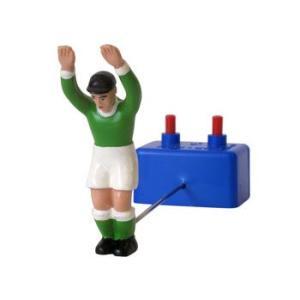 サッカーゲーム用   ゴールキーパー (緑色)|volksmarkt