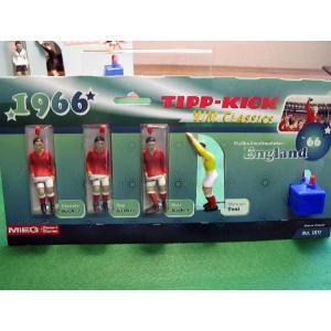 サッカーゲーム   ティップキック W杯 Classicsイングランド 代表1966年|volksmarkt