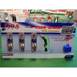 サッカーゲーム   ティップキック W杯 Classicsフランス 代表1998年|volksmarkt