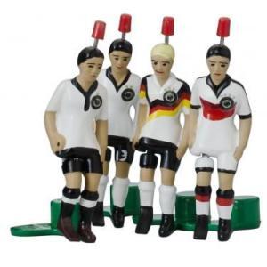 サッカーゲーム   ティップキック W杯優勝記念 ドイツ歴代代表セット|volksmarkt