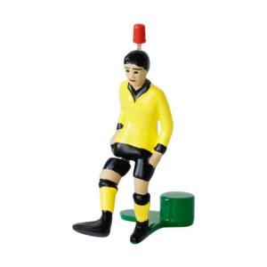 ティップキック用 スターキッカー(黄色) サッカーゲーム テーブルゲーム ドイツのおもちゃ|volksmarkt