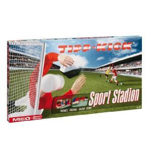 ドイツのサッカーゲーム  ティップキック スポーツスタジアム セット|volksmarkt