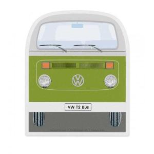 イタリア製 アイススクレーパー(霜取り)VW T2 BUS (グリーン&ホワイト)デザイン仕様 volksmarkt