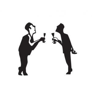 「乾杯!」
