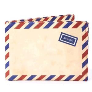 ドイツ ペーパーカッツ社製 折りたたみ式財布 Air Mail (エア メール)|volksmarkt