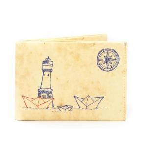 ドイツ ペーパーカッツ社製 折りたたみ式財布 Lighthouse (灯台)|volksmarkt
