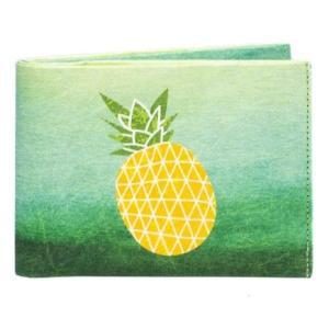 ドイツ ペーパーカッツ社製 折りたたみ式財布 Ananas (パイナップル)|volksmarkt