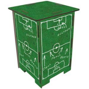 ヴェルクハウス 木製 スツール  【サッカー作戦盤】|volksmarkt