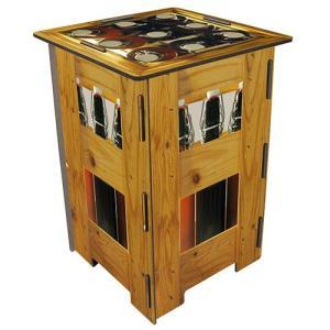 ヴェルクハウス 木製 スツール  【ビールケース】|volksmarkt