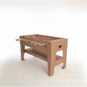 ダンボール製 テーブルサッカーゲーム  【Kartoni】|volksmarkt