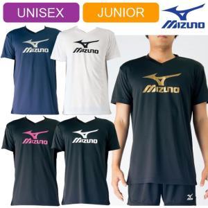 ミズノ MIZUNO プラクティスシャツ V2MA7087 バレーボール 半袖 volleyballassist