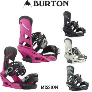 18-19 BURTON バートン MISSION ミッション Re:Flex ビンディング 日本正規品 スノーボード SNOWBOARD バインディング 2018-2019