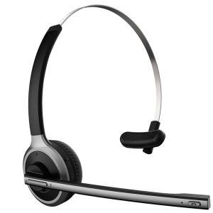 送料無料- Bluetoothヘッドセット ブルートゥース ヘッドセット マルチポイントテクノロジーに対応 トラック/ボイスチャットDDM