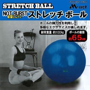 バランスボール ストレッチボール 65cm ギムニクボール ...