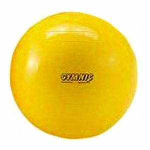 ギムニクカラーボール 75 D-5433 イエロー ボールφ...