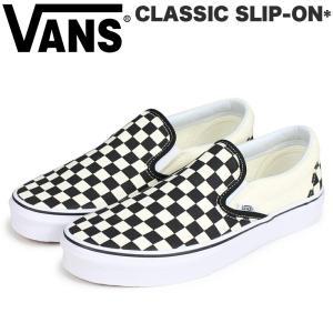【VANS】 ヴァンズ CLASSIC SLIP-ON* クラシックスリッポン シューズ スニーカー...