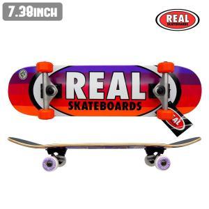 スケートボード スケボー コンプリート セット 完成品 COMPLETE REAL リアル RS O...