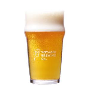 GLASS B(568ml)【ボイジャーブルーイング(クラフトビール)】|voyagerbrewing