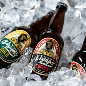 クラフトビール6本&スモークドミックスナッツ 【地ビール詰め合わせギフトセット】 voyagerbrewing 06