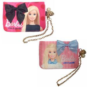 Barbie バービー パスケース 全2デザイン♪   バービーのサテンポーチシリーズに新たにパスケ...