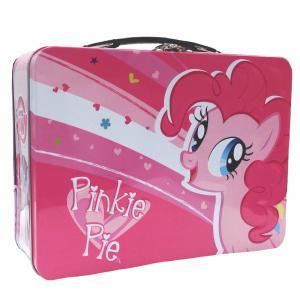 マイリトルポニーティン 缶 ボックス ピンキーパイ トワイライトスパークル 小物入れ MLP MyLittle Pony グッズ